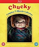 Chucky: Complete 7-Movie Collection [Blu-ray] Blu Ray