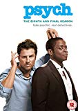Psych: The Complete Eighth Season [DVD]