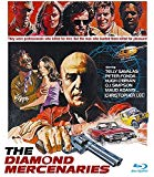 The Diamond Mercenaries [Blu-ray]