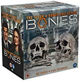 Bones: The Flesh and Bones Collection: Seasons 1 to 12 DVD