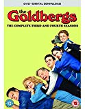 The Goldbergs - Season 3 & 4 [DVD]