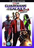 Guardians of the Galaxy & Guardians of the Galaxy Vol. 2 Doublepack [DVD] [2017]