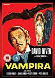 Vampira DVD