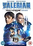 Valerian and the City of A Thousand Planets [DVD] [2017]