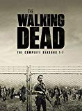 The Walking Dead Seasons 1-7 [DVD] [2017]