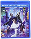 Ghost in the Shell 3D + 2D Blu-RayTM + digital download [2017] Blu Ray