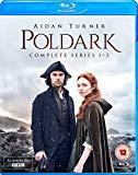 Poldark: Complete Series 1-3 [Blu-ray]