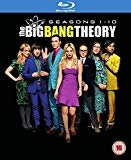 Big Bang Theory - Seasons 1-10 [Blu-ray] [2017]
