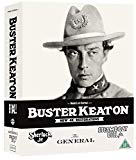 Buster Keaton: 3 Films (Sherlock Jr., The General, Steamboat Bill, Jr.) [Masters of Cinema] Limited Edition Blu-ray Boxed Set