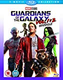 Guardians of the Galaxy & Guardians of the Galaxy Vol. 2 Doublepack [Blu-ray] [2017]