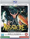 Massacre In Dinosaur Valley [Blu-ray]