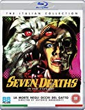 Seven Deaths in the Cats Eye [Blu-ray] Blu Ray
