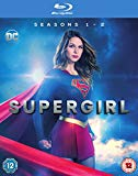 Supergirl S1-2 [Blu-ray] [2017]