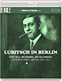 Lubitsch In Berlin [Masters of Cinema] Blu-ray