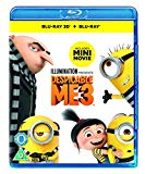 Despicable Me 3 (3D BD + 2D BD + digital download) [Blu-ray] [2017]