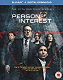 Person of Interest S5 [Blu-ray] [2017]
