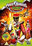 Power Rangers Dino Charge: Rise (Volume 4) Episodes 13-17 (Incl. Halloween Special) [DVD]
