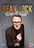 Sean Lock: Keep It Light - Live 2017 [DVD]