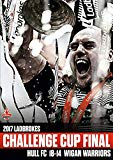 2017 Ladbrokes Challenge Cup Final Hull FC v Wigan Warriors DVD