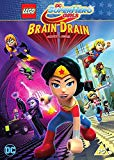 Lego DC Superhero Girls: Brain Drain  [2017] DVD