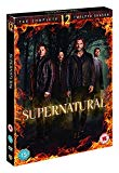 Supernatural: The Complete Twelfth Season [DVD] [2017]
