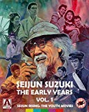Seijun Suzuki: The Early Years. Vol. 1 Seijun Rising: The Youth Movies Limited Edition [Blu-ray] Blu Ray