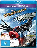 Spider-man Homecoming [Blu-ray 3D] [2017]