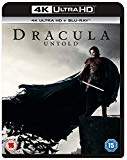 Dracula Untold (4K UHD + BluRay + UV) [Blu-ray] [2017]