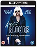 Atomic Blonde (4KUHD + BD + digital download) [Blu-ray] [2017]