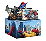 Spider-Man Homecoming [Limited Edition 4K UHD + Blu-ray + Figurine + Comic] [2017]