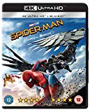 Spider-man Homecoming [4K UHD + Blu-ray] [2017]