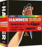 Hammer Volume One: Fear Warning [Blu-ray]