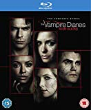 Vampire Diaries - Season 1-8 [Blu-ray] [2017]