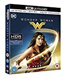 Wonder Woman [4K Ultra HD + Blu-ray + Digital Download] [2017] Blu Ray