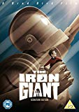 The Iron Giant: Signature Edition [Includes Digital Download] [Blu-ray] [2016] [Region Free]