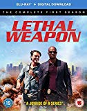 Lethal Weapon - Season 1 [Blu-ray] [2017]