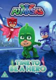 Pj Masks - Time To Be A Hero [DVD] [2017]