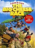 Louis and Luca - The Great Cheese Race DVD