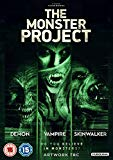 The Monster Project [DVD] [2017]