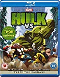 Hulk Vs [Blu-ray] [2017]
