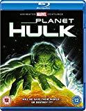 Planet Hulk [Blu-ray] [2017]