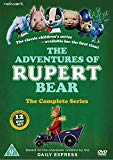 The Adventures Of Rupert Bear [DVD]