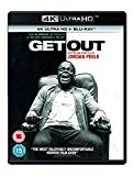 Get Out (4k UHD+ BD+ UV) [Blu-ray] [2017]