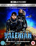 Valerian and the City of A Thousand Planets [Blu-ray + Blu-ray 4K + UV] [2017]