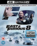 Fast & Furious 8 4K UHD + BD + digital download [Blu-ray] [2017] [Region Free]