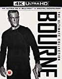 Bourne 4K Collection (4K UHD+BD+UV) [Blu-ray] [2017]