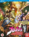 Jojo s Bizarre Adventure Season 1 (Episodes 1-26) [Blu-ray]