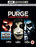 The Purge Trilogy (4K UHD+BD+UV) [Blu-ray] [2017]
