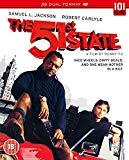 The 51st State (Dual Format Edition) [Blu-ray]