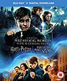The Wizarding World 9 Film Collection [Blu-ray] [2017]
